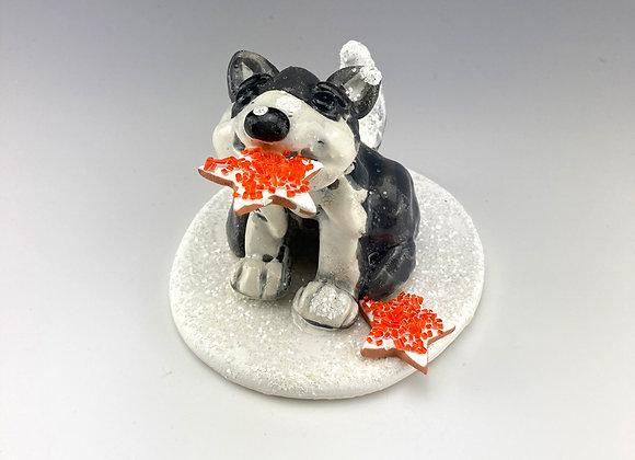 Husky (Sprinkle Cookie)