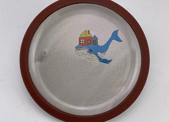 Whale House Dish