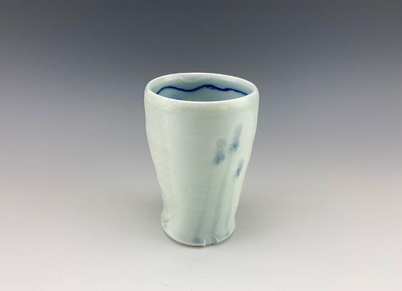 Tumbler, icy blue