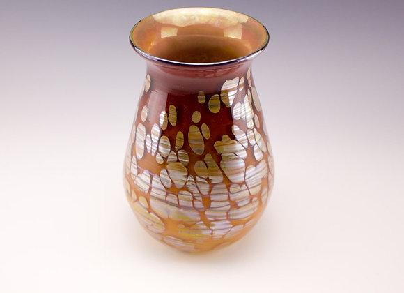 """""""Reflect Spots"""" vase"""