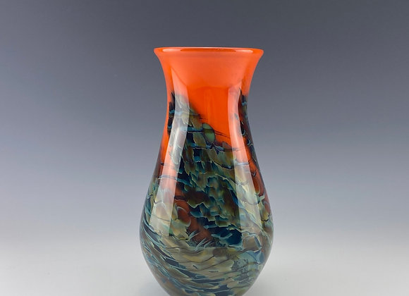 """""""Koi Pond"""" vase"""