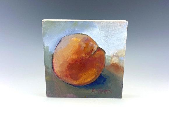 Simple Pleasures Painting, Peachy