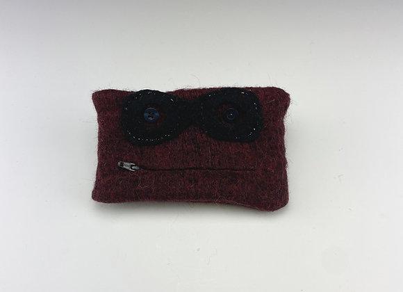 Miriam, Zipper Mouth Wallet