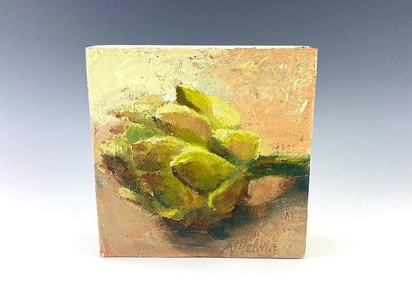 Simple Pleasures Painting, Artichoke