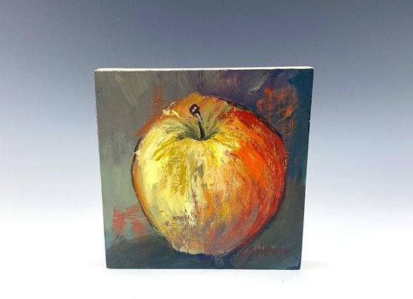 Simple Pleasures Painting, Apple