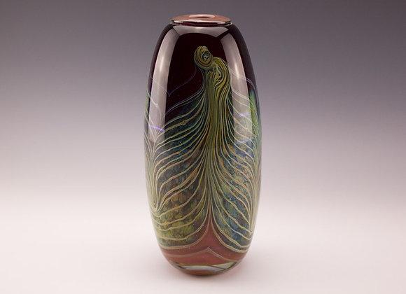 """""""Chalcedony Violet"""" vase"""