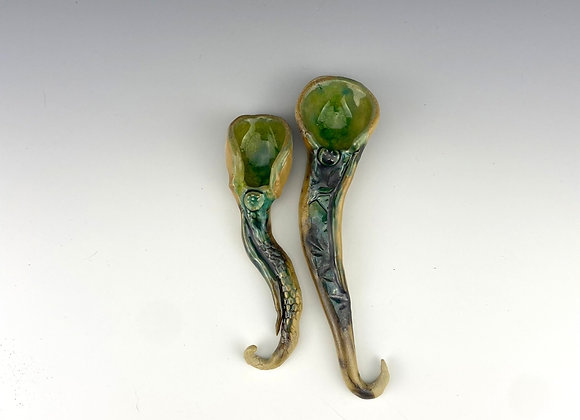 Set of 2 spoons
