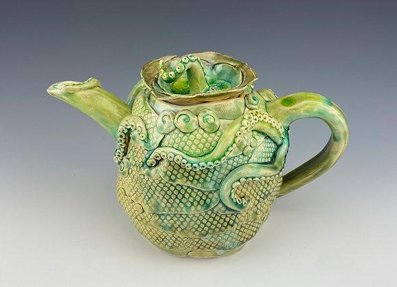Tentacle Teapot