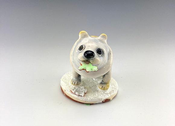 Samoyed (Sprinkle Cookie)