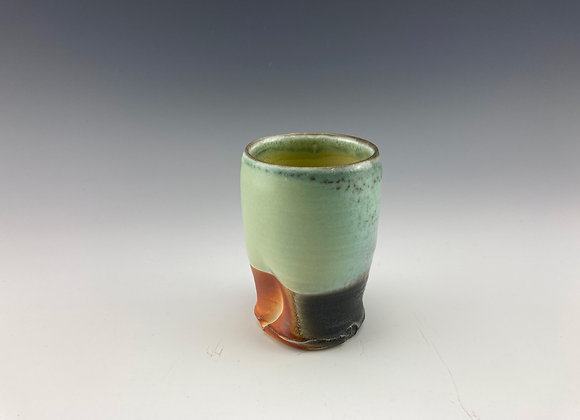 Tumbler, copper salt