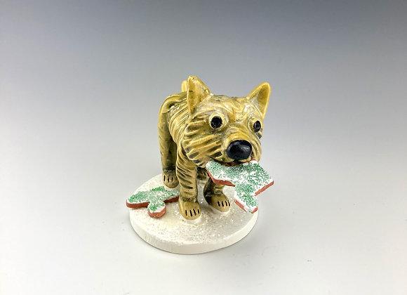 Terrier (Gingerbread)