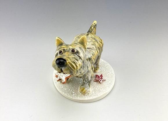 Cairn Terrier (Sprinkle Cookie)