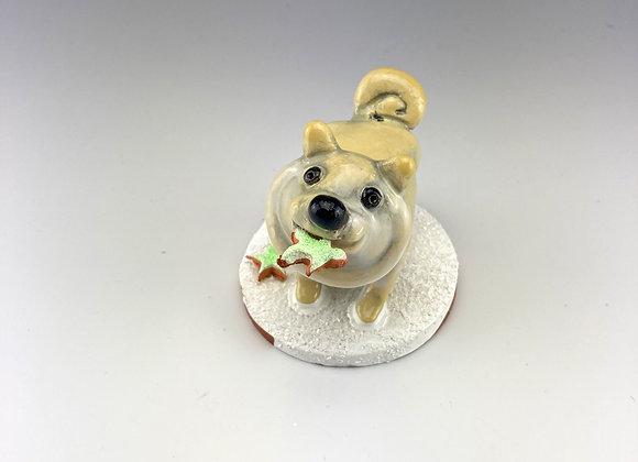 Shiba Inu (Sprinkle Cookie)