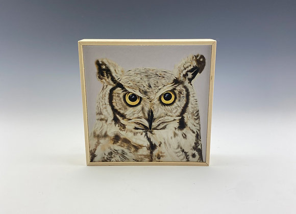 Wood frame Animal