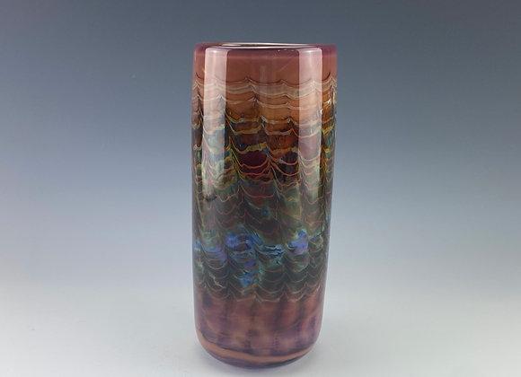"""""""Multicolor Waves"""" Cylinder"""