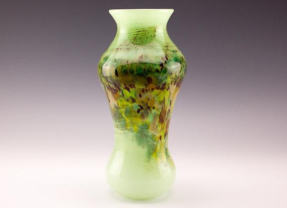 """Autumn Reflections"" vase"