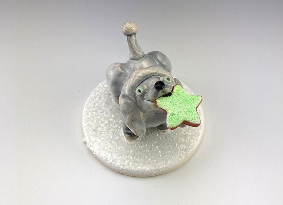 Poodle (Sprinkle Cookie)