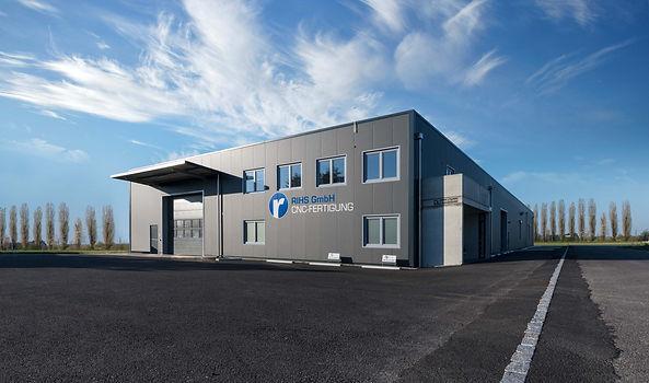 RIHS GmbH CN Fertgung