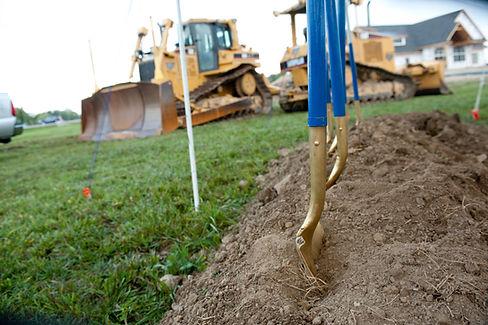 Ground Breaking -start your Design-Build