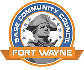 CME Affiliate-Fort Wayne Base Community Council logo
