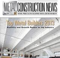 Metal Construction News named CME Corporation Top 100 Metal Builder for 2013