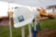 CME Hard hat logo