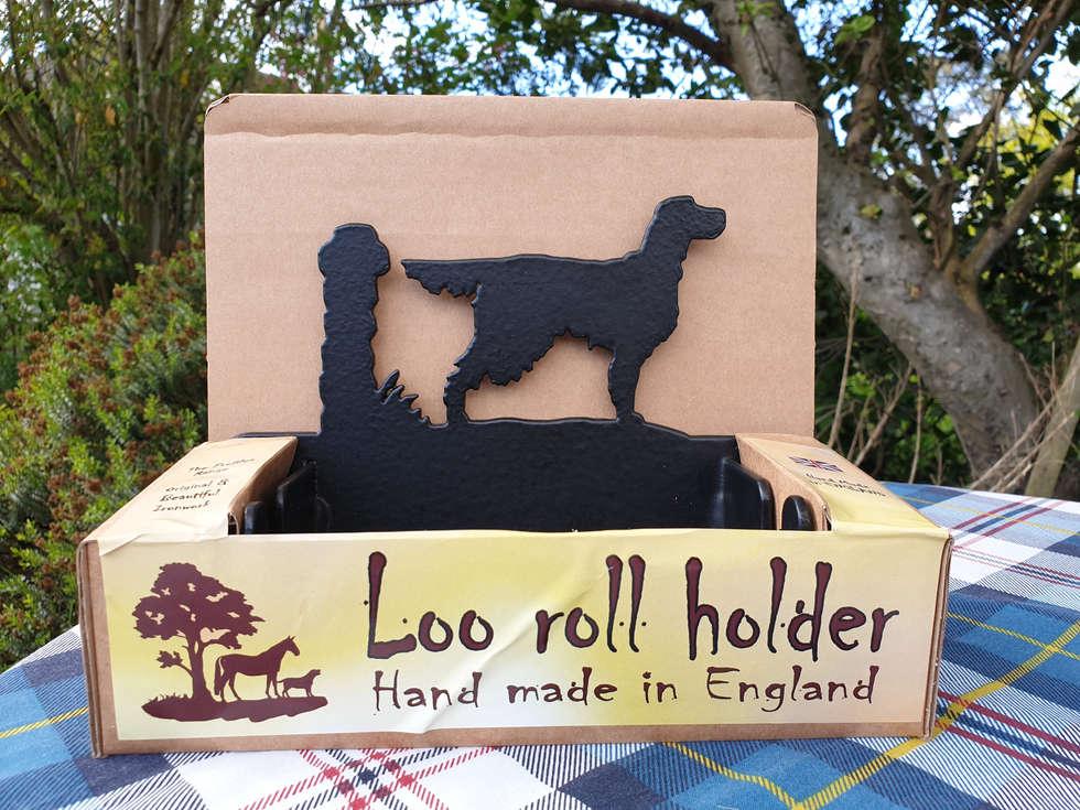 Loo roll holder £25.00