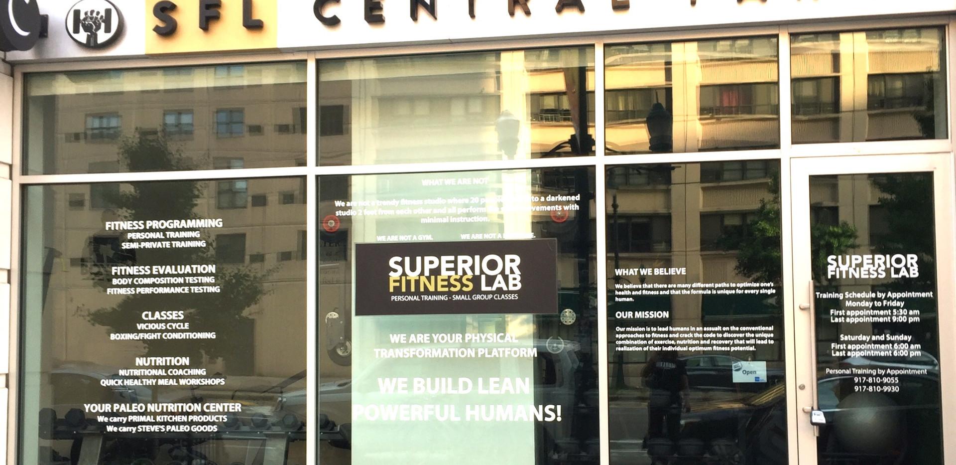 360 Degree Hybrid Training Location