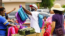 ACD Backpack Distribution