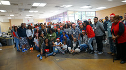 2017 Holiday Outreach Volunteers