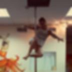 קורס ריקוד על עמוד