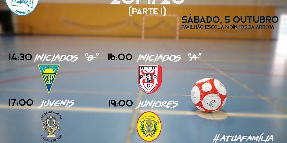 Apresentação Futsal 2019/20 (parte 1)