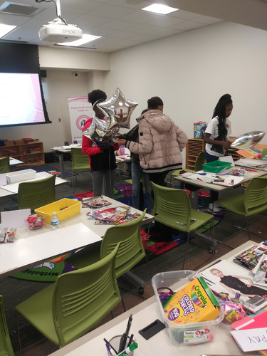 Teen Vision Board Workshop 2019
