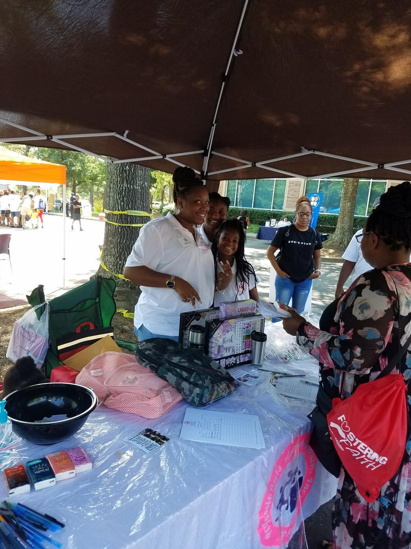 Fulton Co. Health Fair
