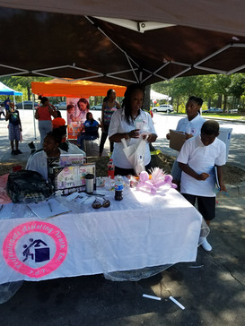 Fulton Co. Health Fair