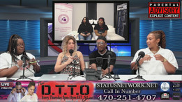 P.A.Y. Staff on the DTTO Show