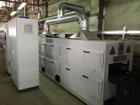 Инфракрасная печь полимеризации HiTTER IR