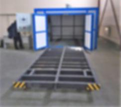 Печь полимеризации HiTTER композитных материалов