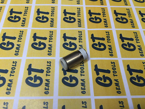 "Ниппель -1/8""a, Ø 6 mm  (Аналог)"