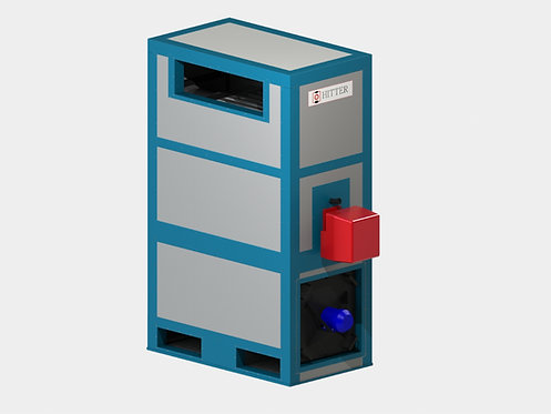 Теплогенератор дизельный HITTER D180 до 220°С
