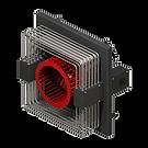 Электричекий теплогенератор печи полимеризации