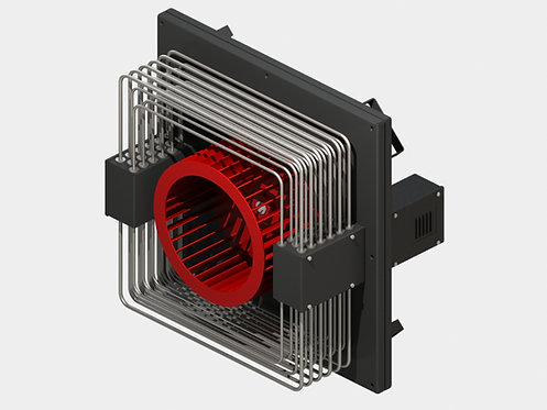 Теплогенератор электрический HITTER E33 до 220°С