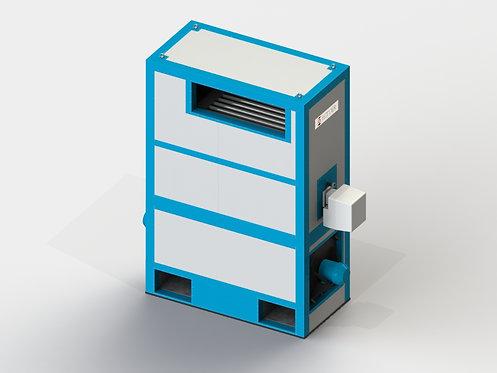 Теплогенератор газовый HITTER G250 до 220°С