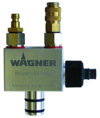 Инжектор Wagner HICoat-ED-P в сборе (Оригинал)