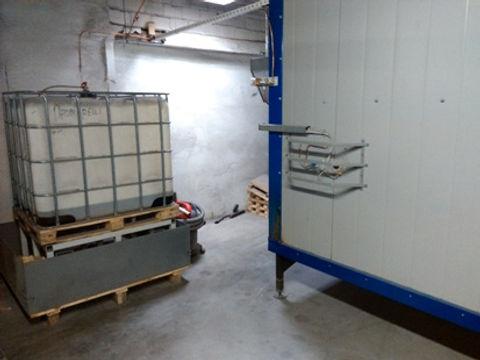 Установка HiTTER на дизельном топливе