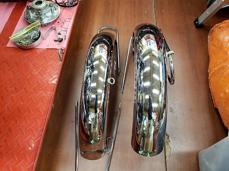 Chrome Fenders