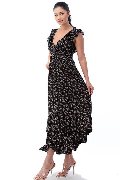 70349 Black floral ($26/ piece)