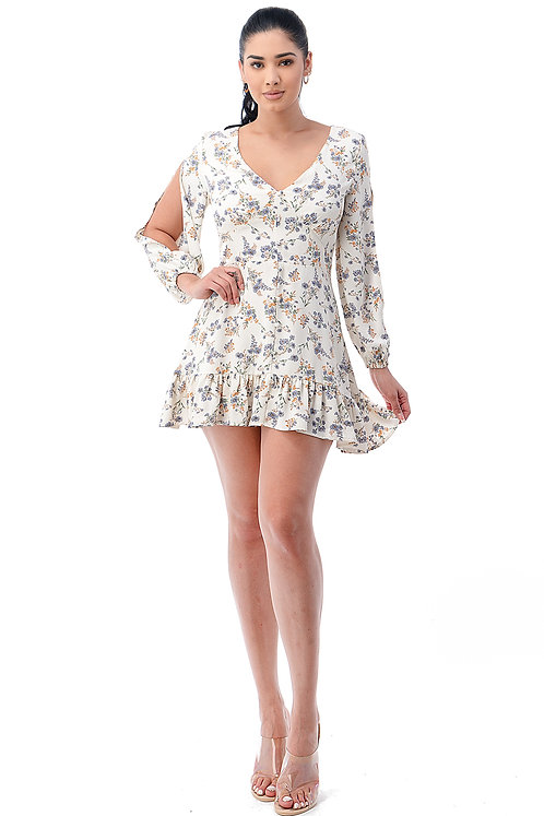 70320 White floral ($23/ piece)