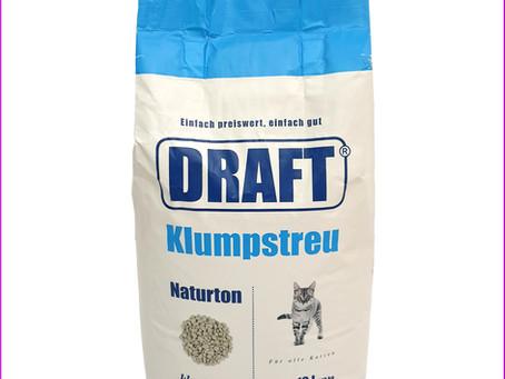 Draft Klumpstreu