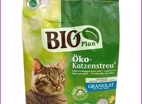 Bioplan Öko-Katzenstreu